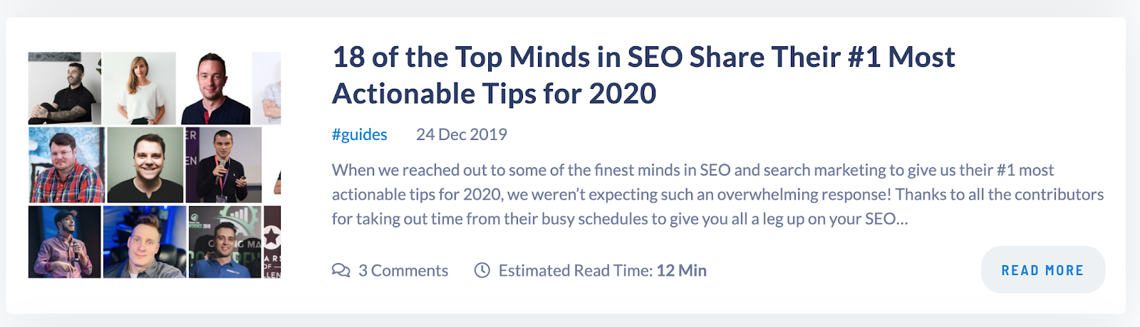 seobutler top minds in seo tips for 2020