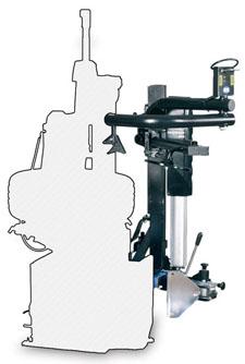 Hofmann EAA0329G35B EasyMont Pro Pneumatic Bead Assist