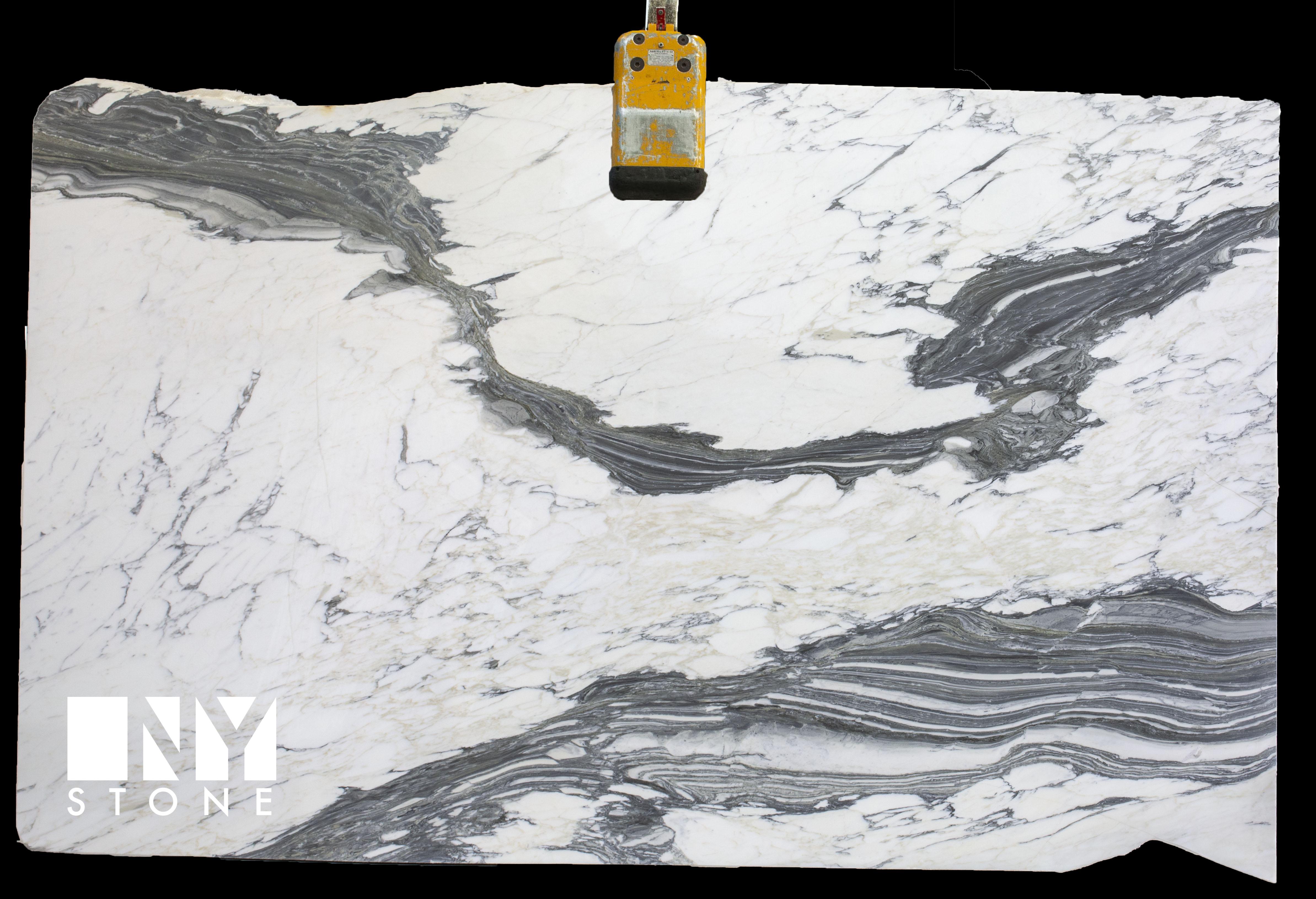 Calacatta Black Marble
