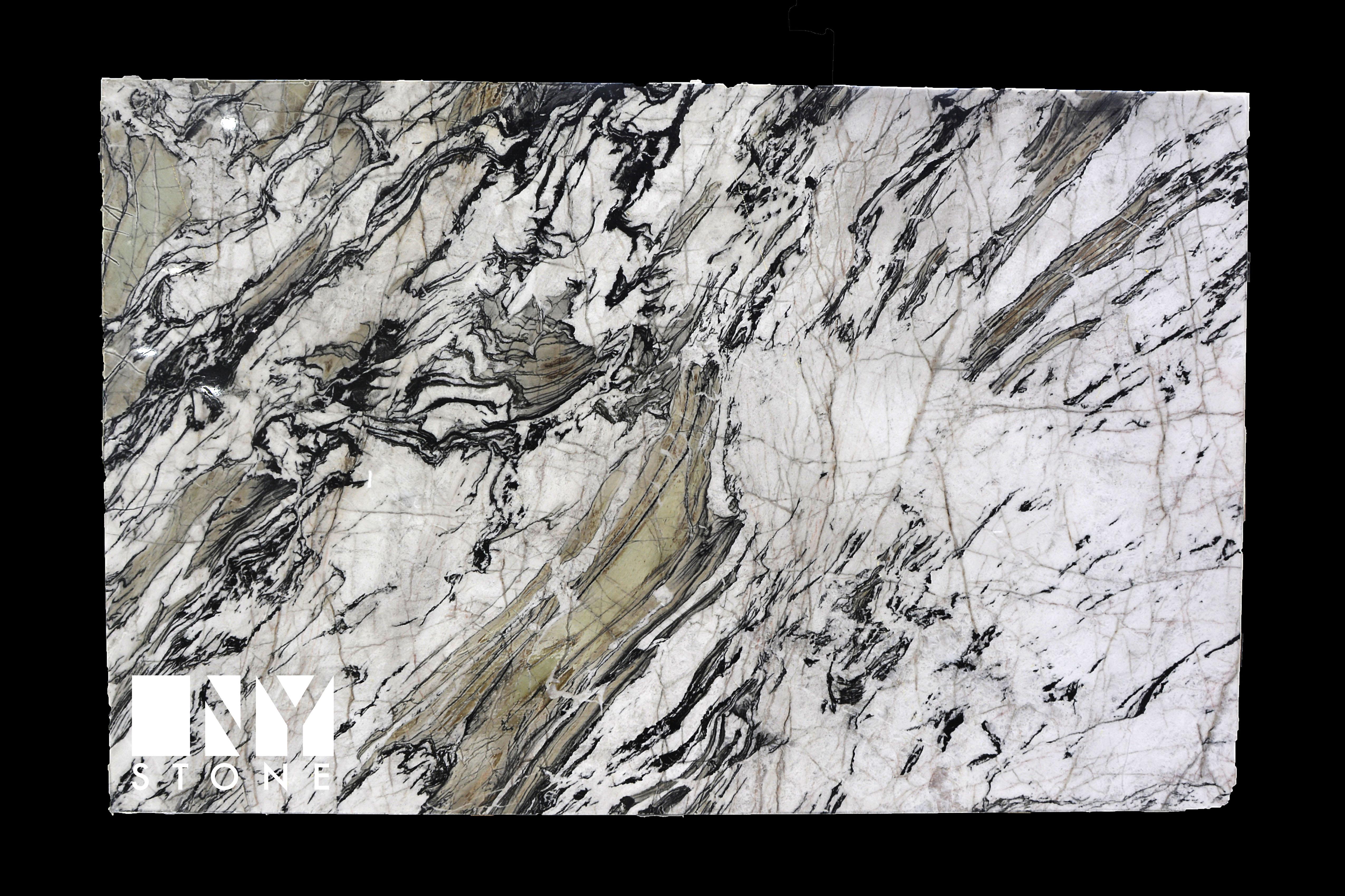Explosion Black Quartzite