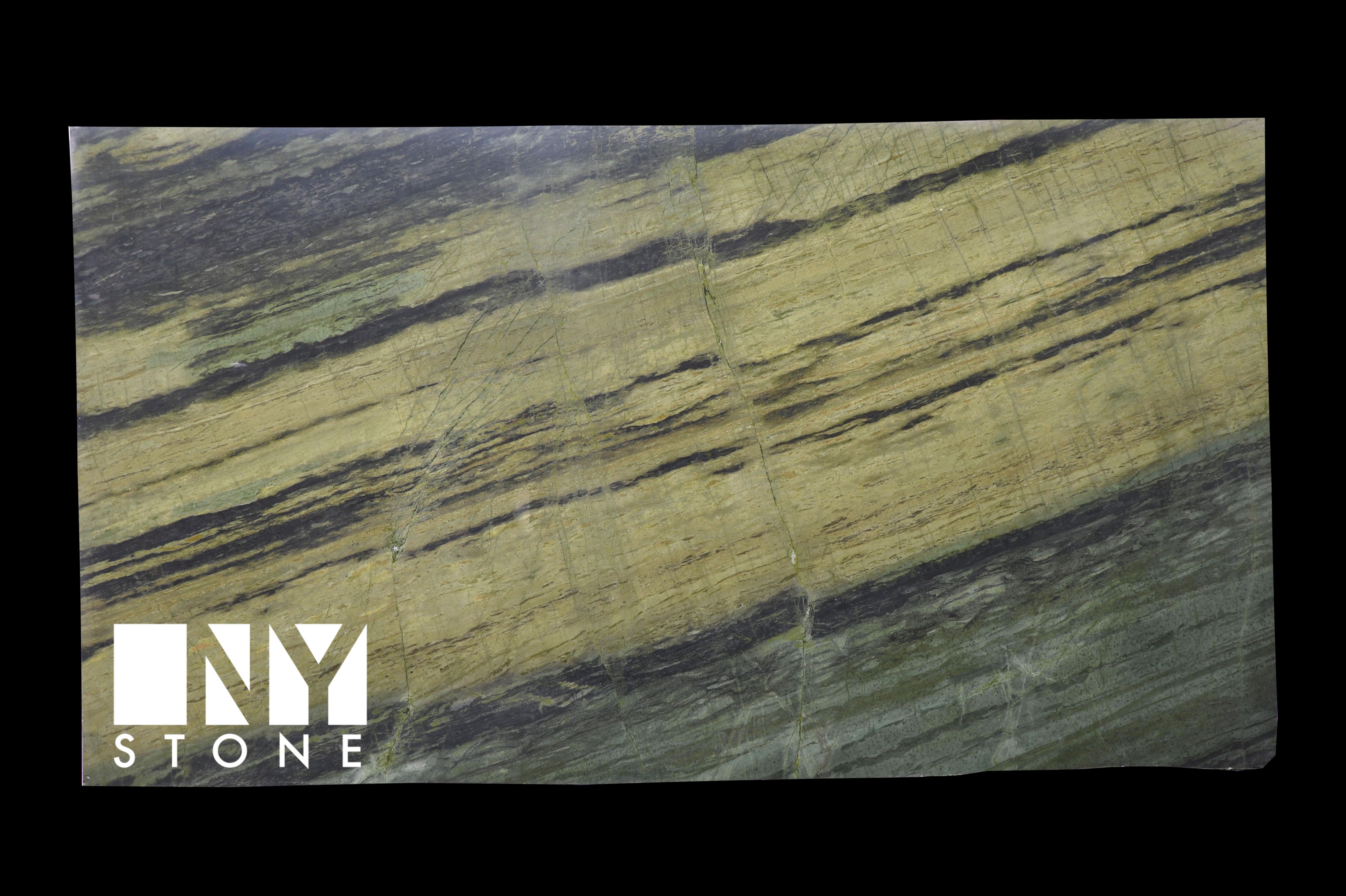 green bamboo Quartzite