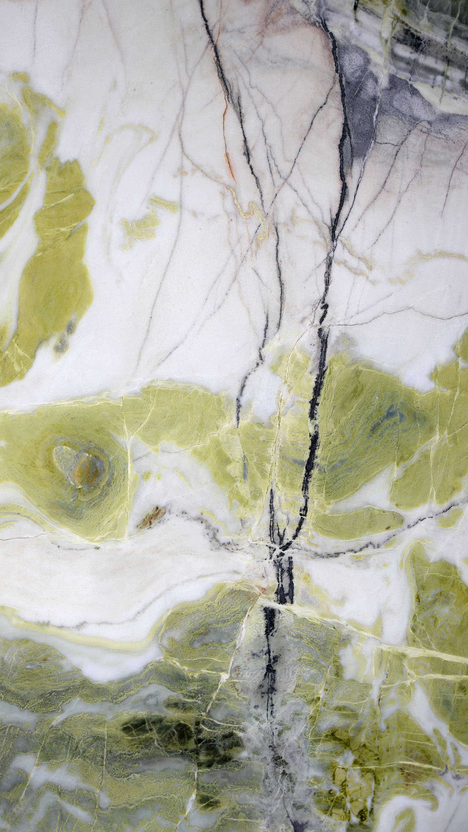 Dreaming Green Marble