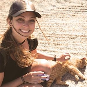 Aluna gosta das aulas de biologia e português da Liber