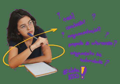 plano intensivo de redação