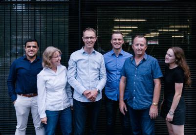 Members of the BoardPro team