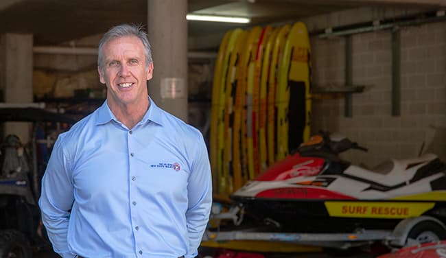Steven Pearce, CEO Surf Lifesaving NSW, Australia - BoardPro delivers time back to the organisation which means we can spend our valuable people time saving lives