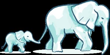 Trustle Family Elephant
