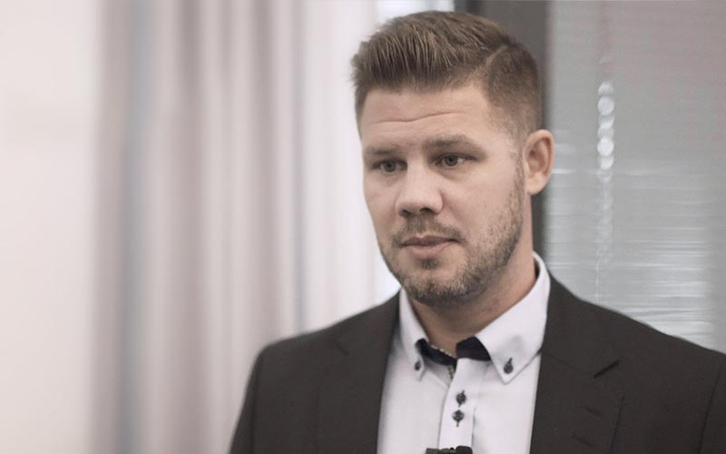 Kuvassa Tietoturva-asiantuntija Anssi Korpilaakso