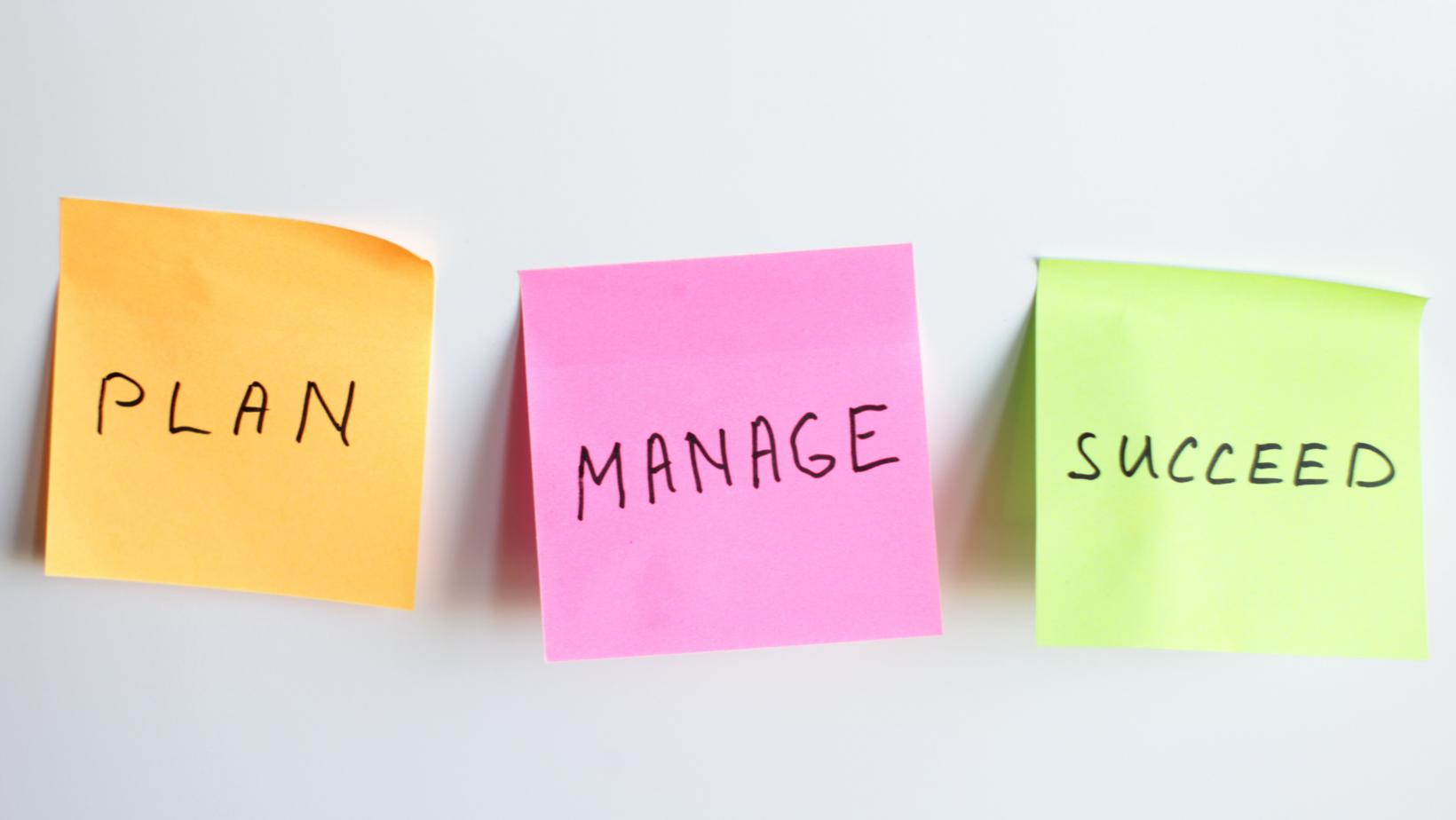 5 vinkkiä itsensä johtamiseen arjessa