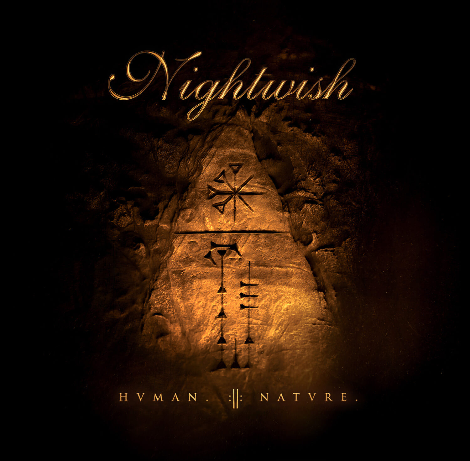 Nightwish - Human. :||: Nature. Album Cover