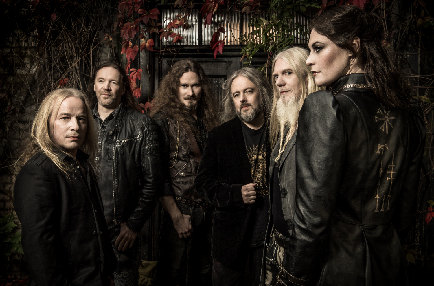 Nightwish Press Photo