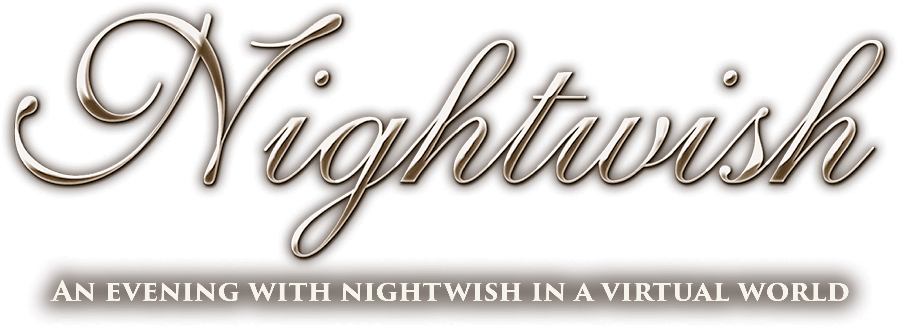 An Evening With Nightwish In A Virtual World Logo