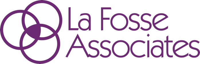 La Fosse Associates logo with transparent background