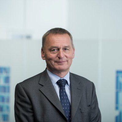 Nigel Heap headshot, non executive director, man, profile