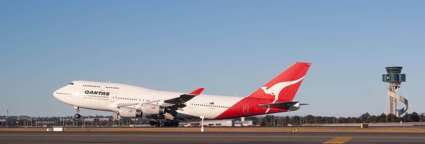 Qantas Significantly Improves Turn Around Time for Referencing
