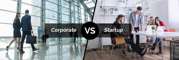 Exec Insights: Moving from Corporate Culture to Startup Scene
