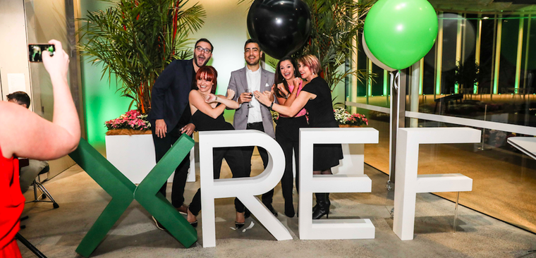 Xref Recognised as Employer of Choice for Health and Wellbeing