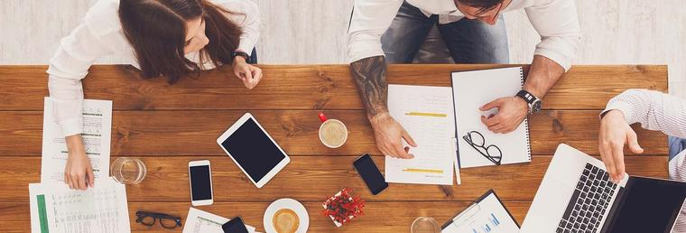 Hva slags teknologi må du ha på jobben?