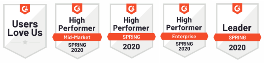 Xref G2 spring 2020 awards