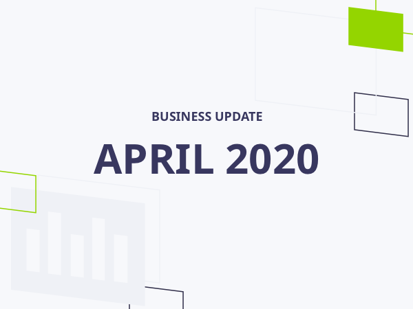 Business Update: Xref Posts Strong Results for April 2020