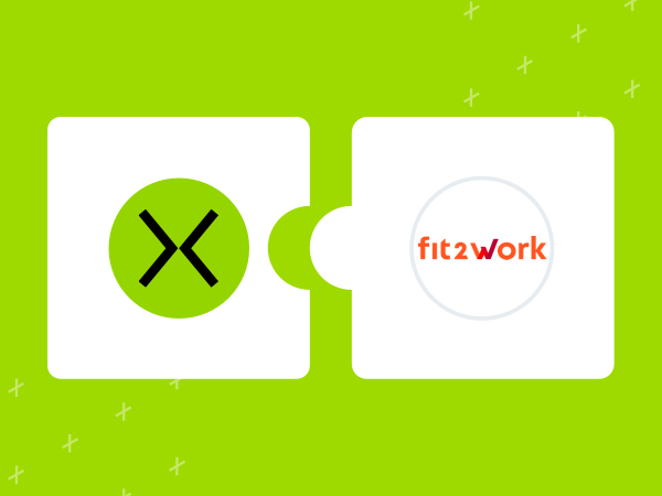 Xref Integrates With fit2work - Offering the best reference checking solutions to our customers