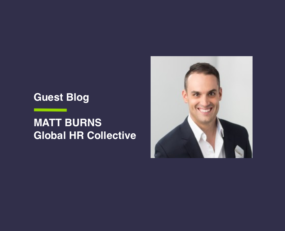 Talking HR Data and Analytics with Matt Burns