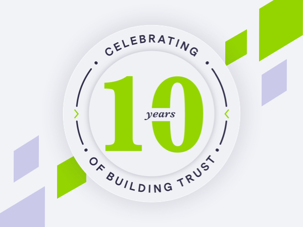 The History of Xref: Celebrating 10 Years of Trust
