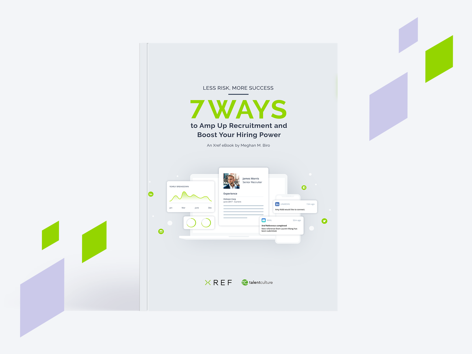 7 ways ebook on grey background