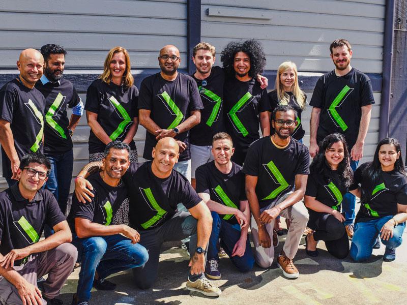 Diverse Xref team members