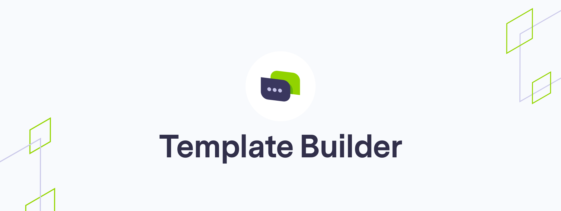 Template Builder for questionnaires