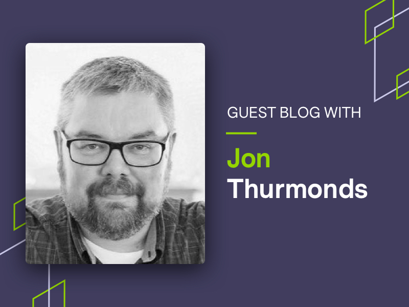 Guest blog with Jon Thurmond graphic