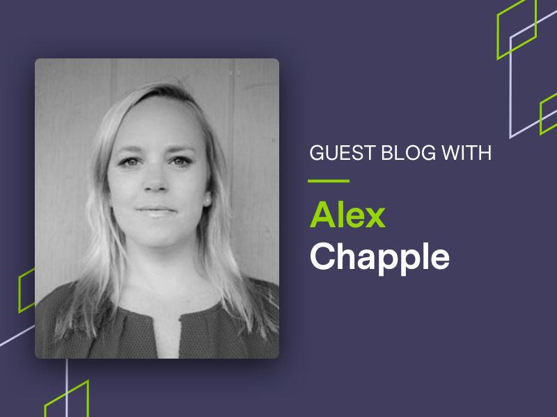 Guest blog with Alex Chapple graphic