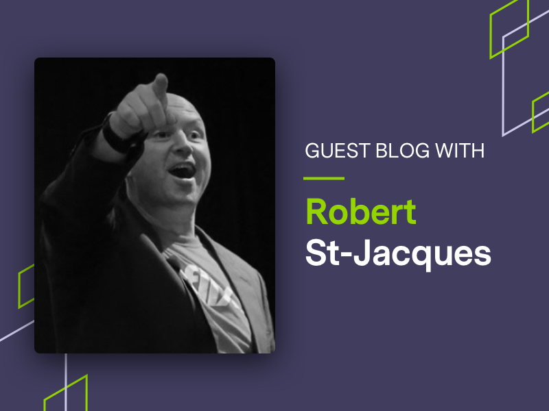 Guest blog with Robert St-Jacques graphic