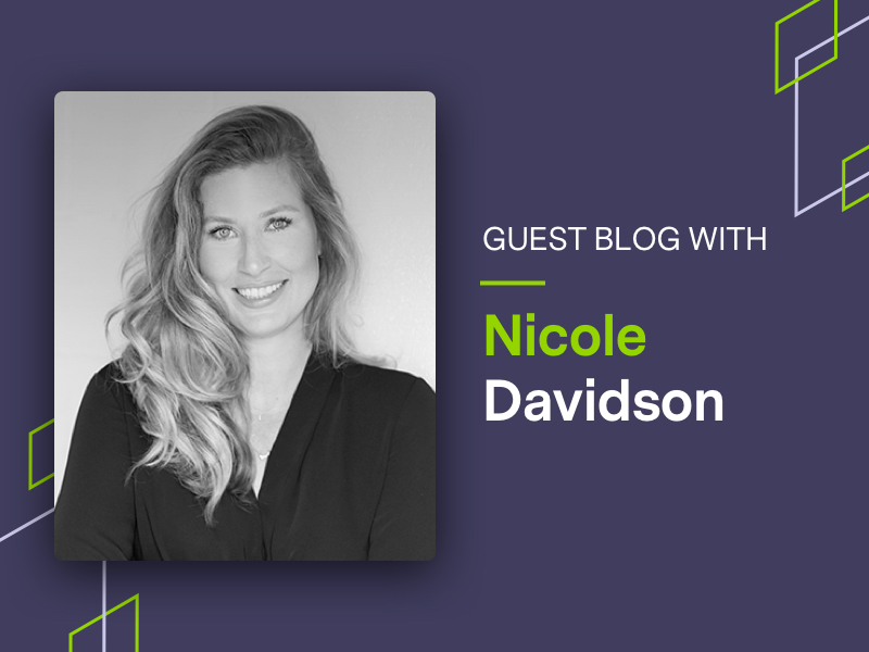 Guest blog with Nicole Davidson graphic