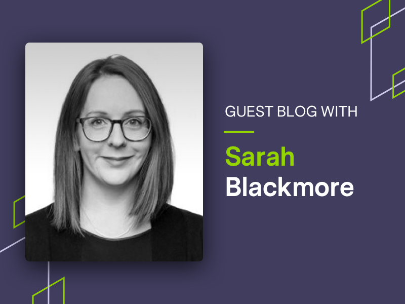 Guest blog with Sarah Blackmore graphic