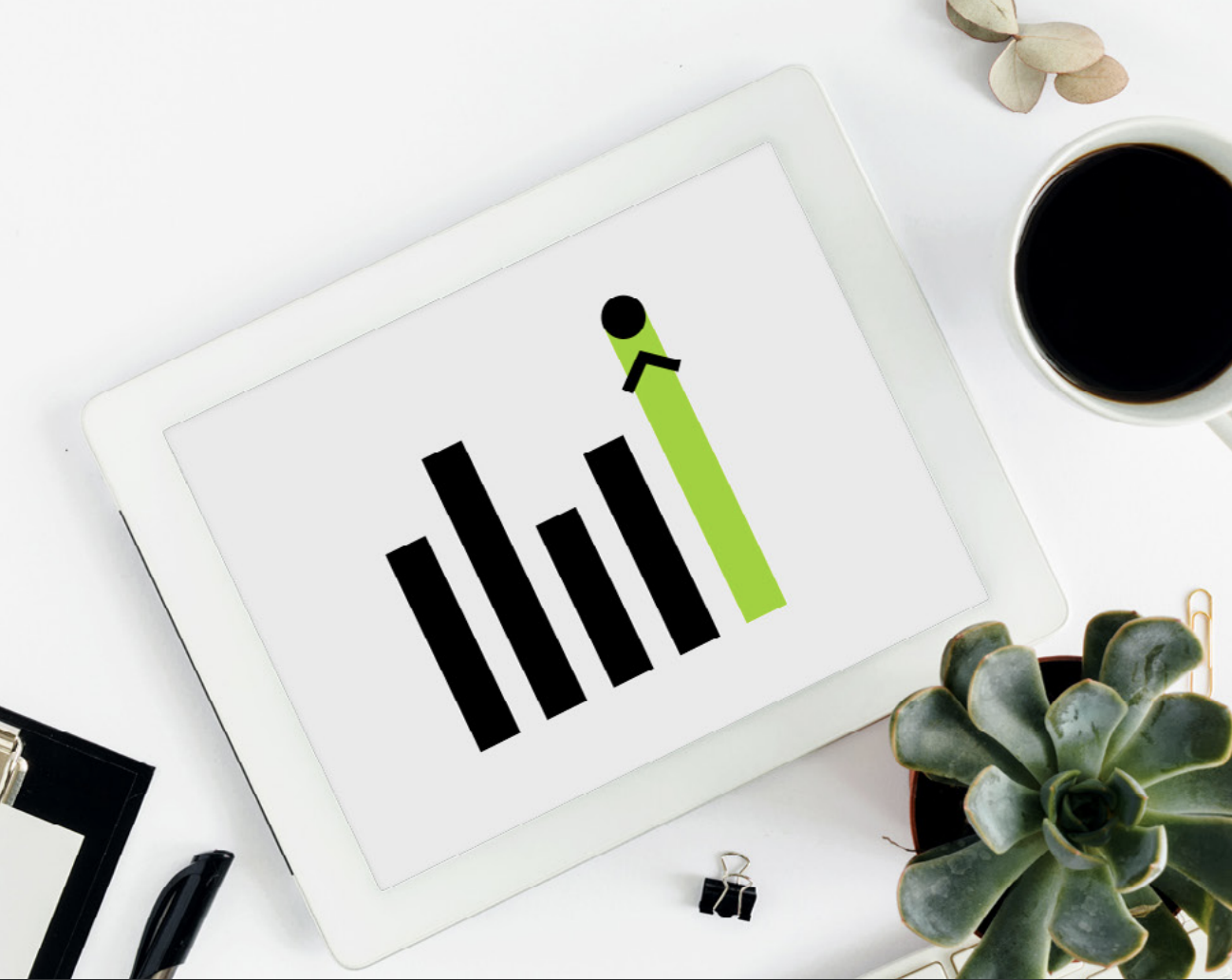 Image of hiring success graphs