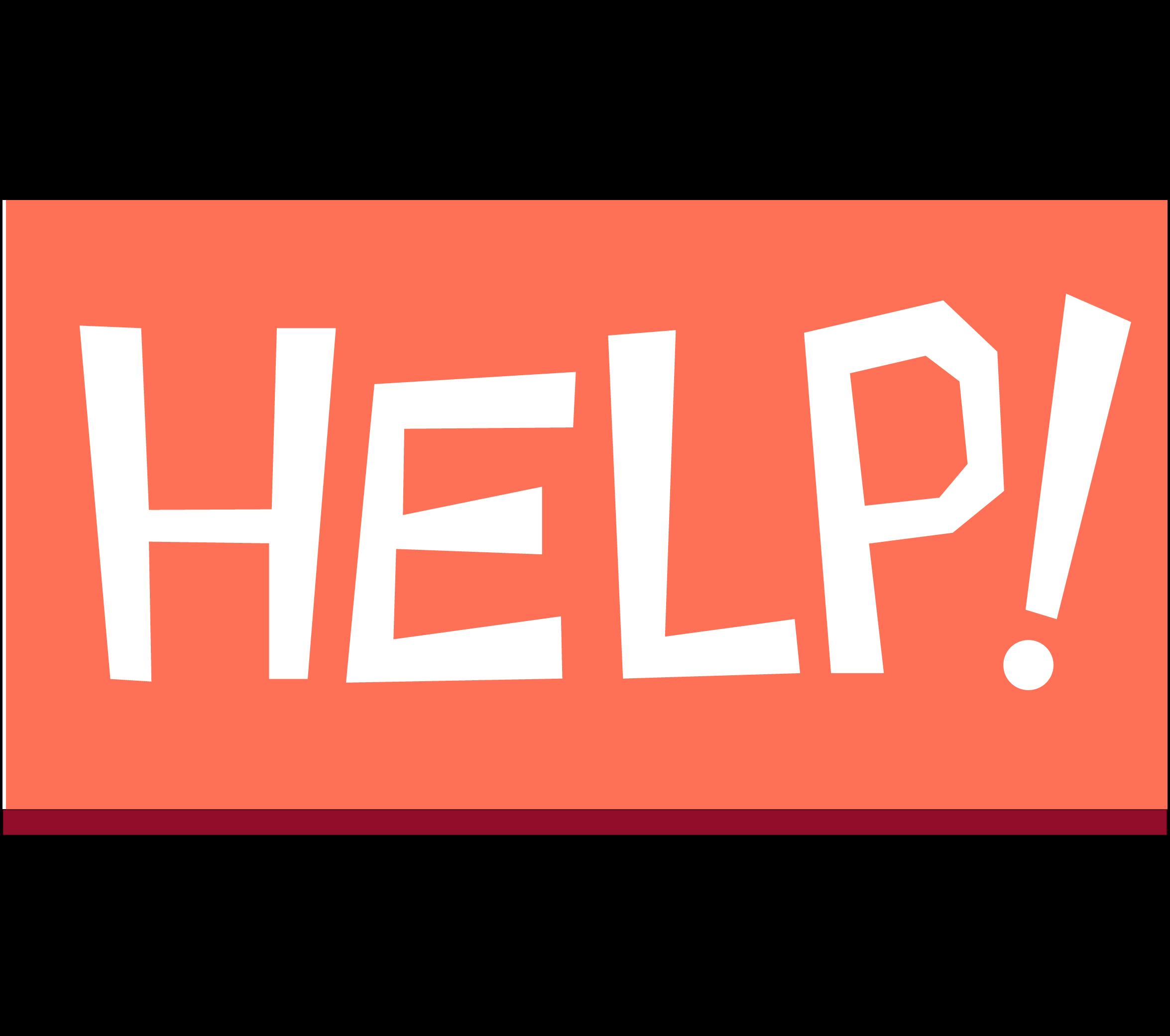 Help tag icon