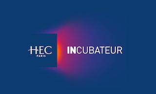 Logo of incubator HEC