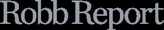 Logo du média Robb Report