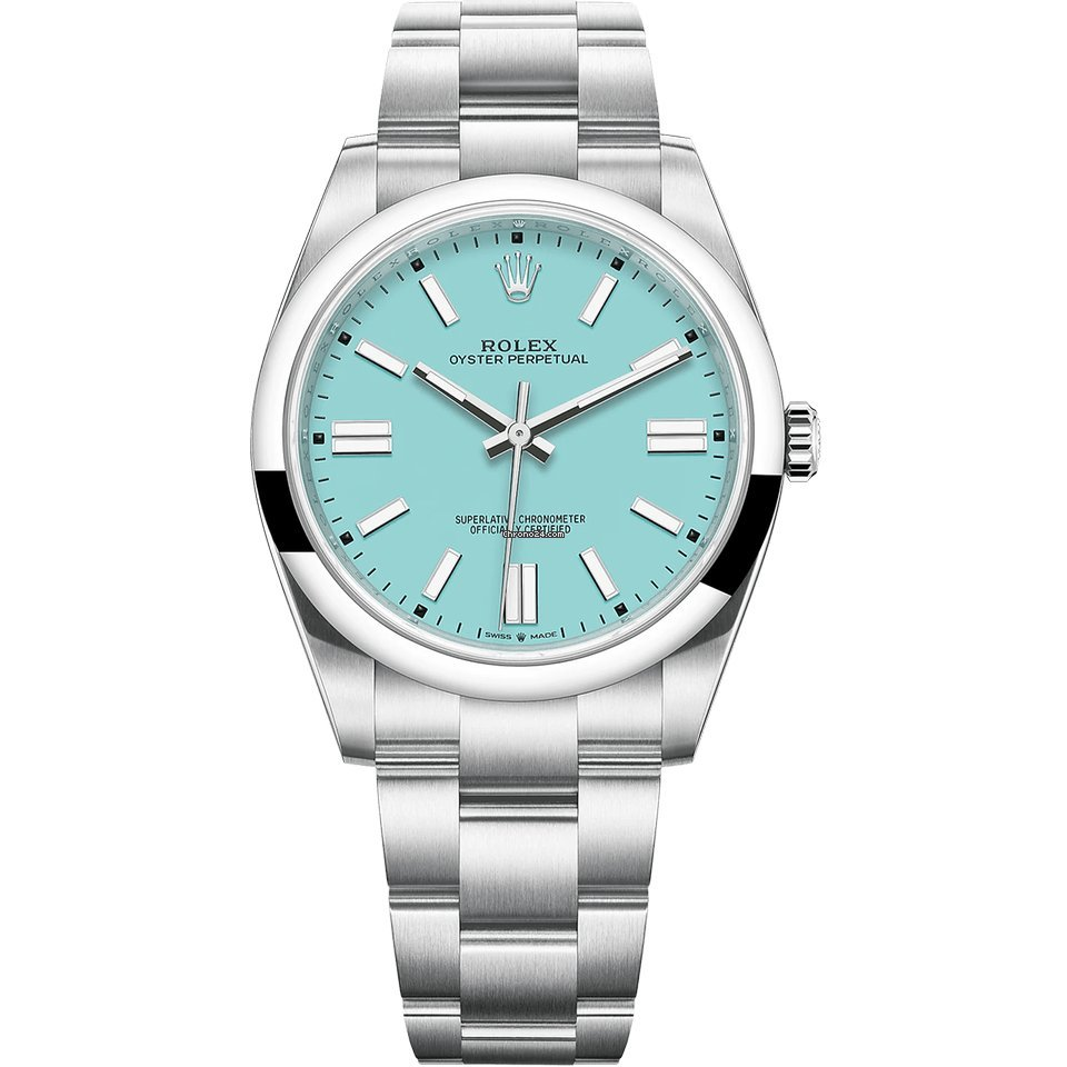 Photo d'une vraie Rolex Oyster Perpetual