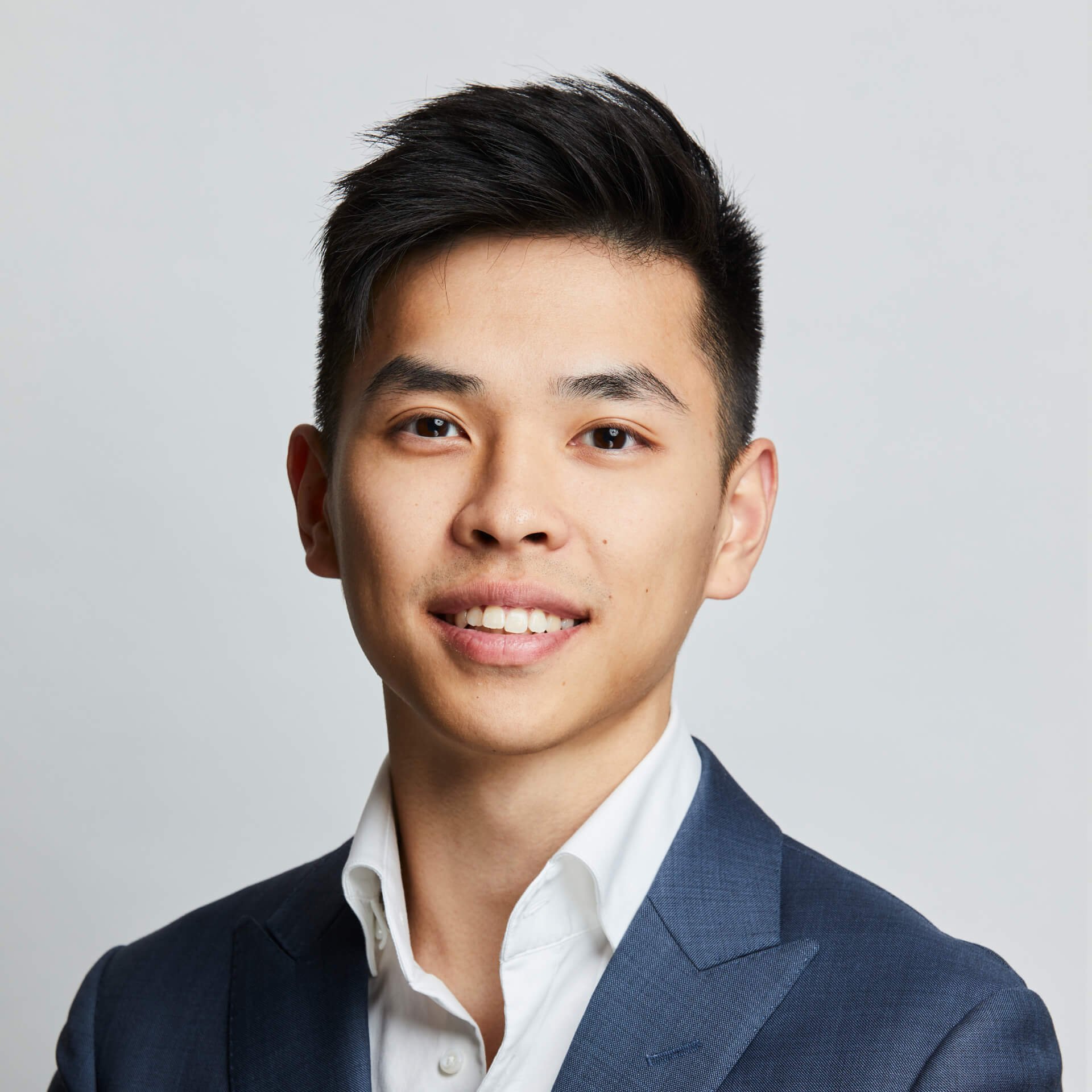 Jackson Zeng - COO at Caleb and Brown