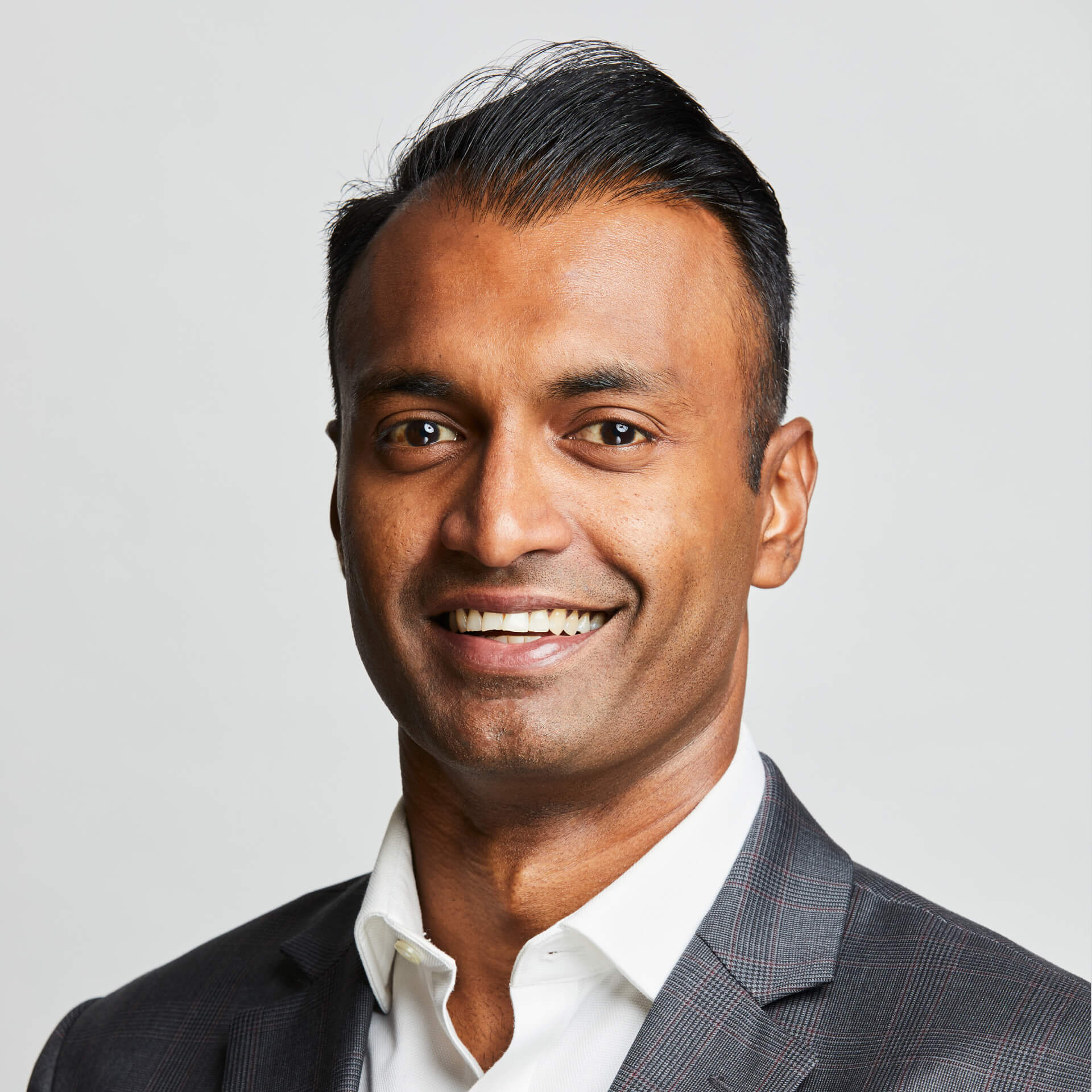 Dr. Prash P - CEO at Caleb and Brown