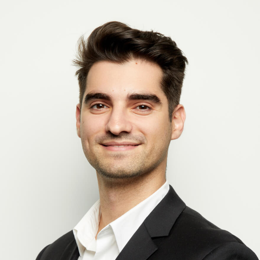 Billy Trajecevski - Account Manager at Caleb and Brown