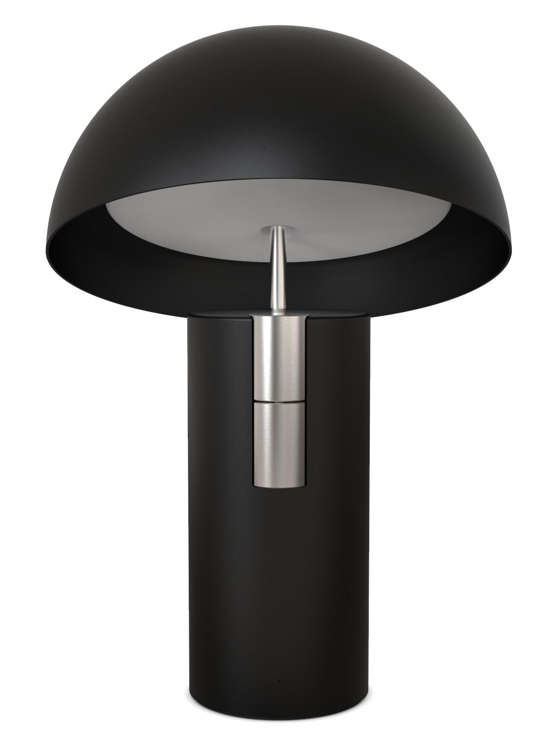 Alto - The bedside lamp - Noir c'est noir - Jaune Fabrique