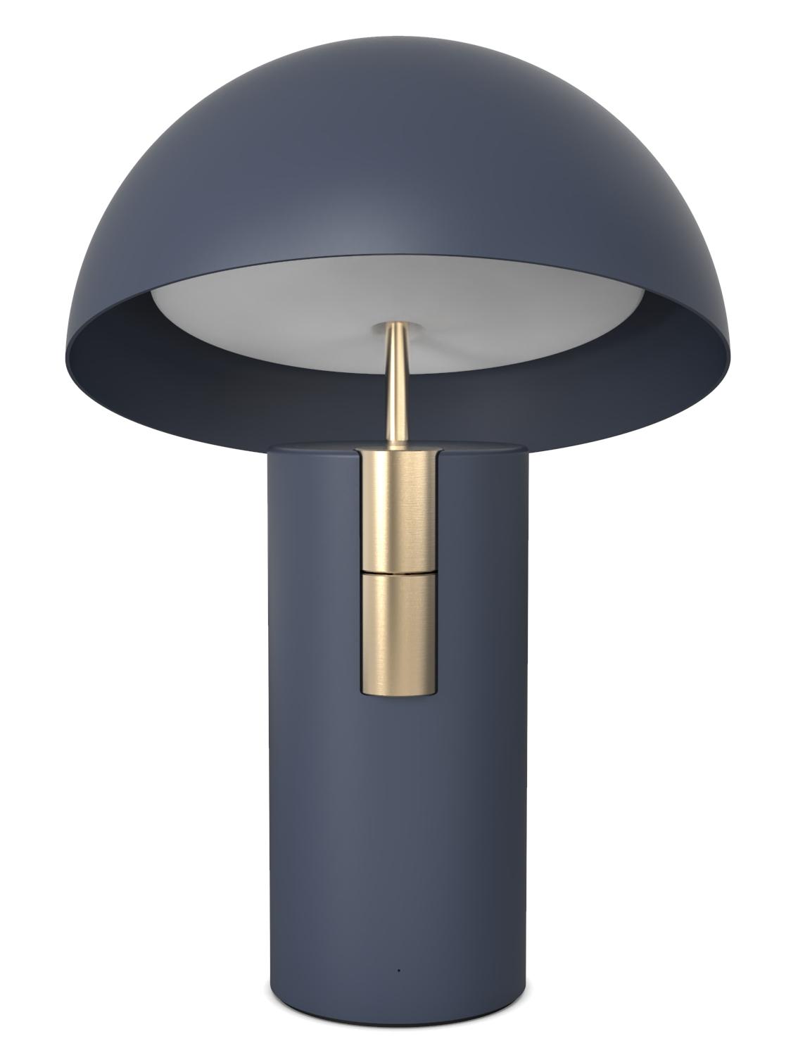 Alto - Bedside lamp - Les mots bleus - Jaune Fabrique
