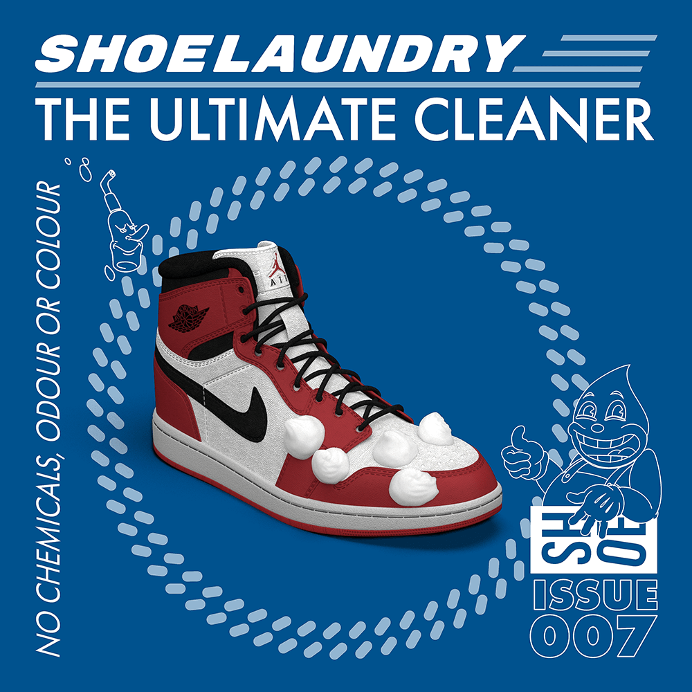 The Ultimate Shoe Cleaner