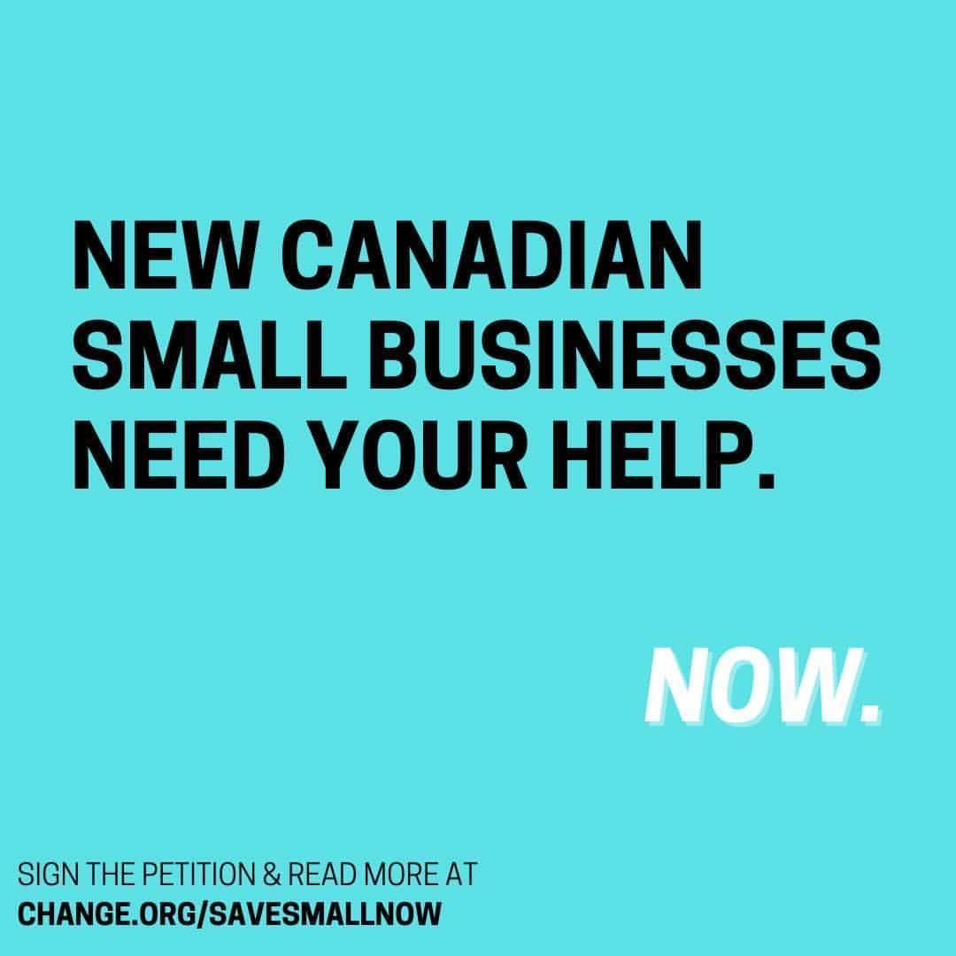 Petition to help save small businesses
