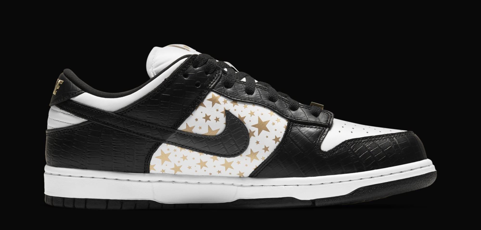 "Supreme x Nike SB Dunk Low ""Stars"""