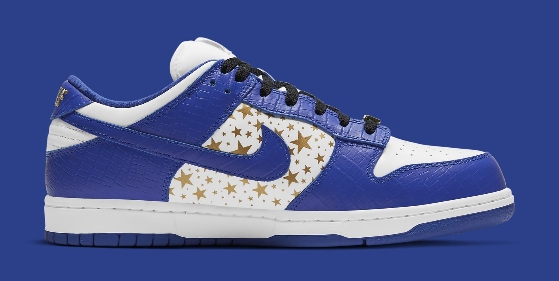 "Supreme x Nike SB Dunk Low ""Stars"""