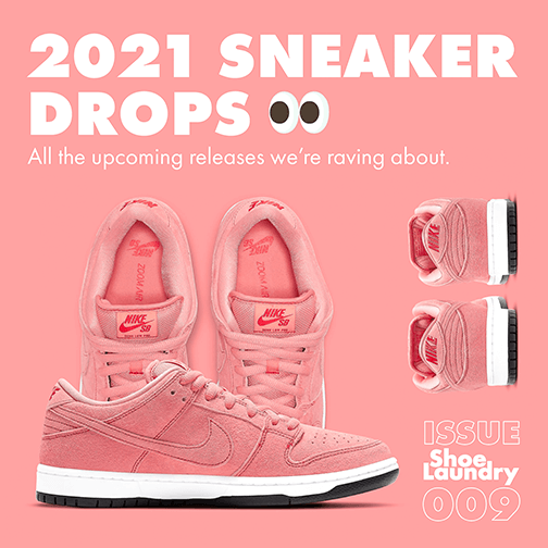2021 Sneaker Drops